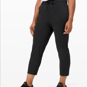 Keep Moving Crop lululemon pants